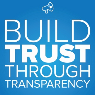 Trust through transparency