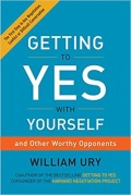 Getting to yes with yourself 2018