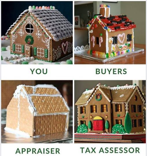 Gingerbread Home Pic